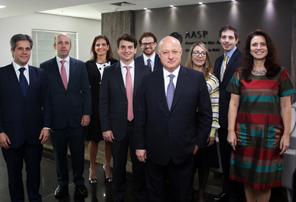 Eleita nova diretoria da Associação dos Advogados de São Paulo