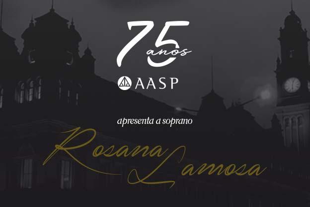 Nós convidamos você a estar conosco nesse momento inesquecível: dia 2 maio, na Sala São Paulo, a partir das 19 h.