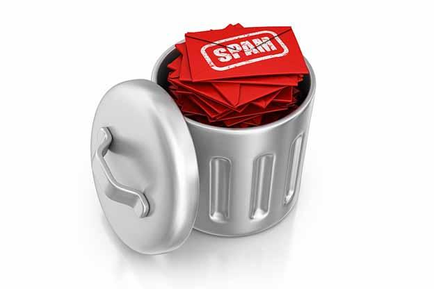 Spam não oferece riscos aos dados e serviços da AASP