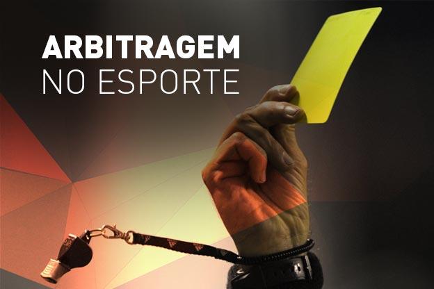 Artigo: Arbitragem no esporte