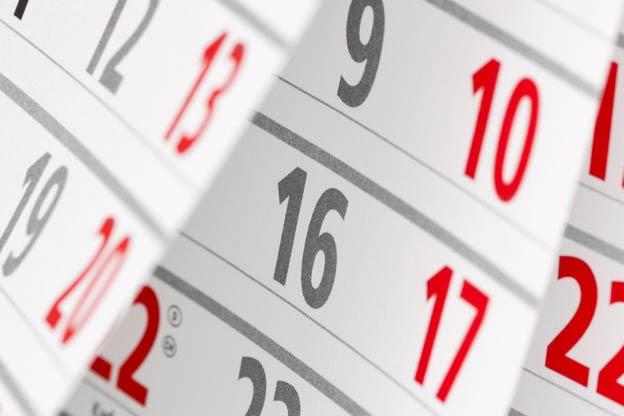 Programe-se para o expediente da AASP nos próximos dias!