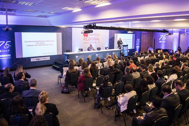 15º Simpósio Regional debateu temas atuais e importantes para o dia a dia da advocacia