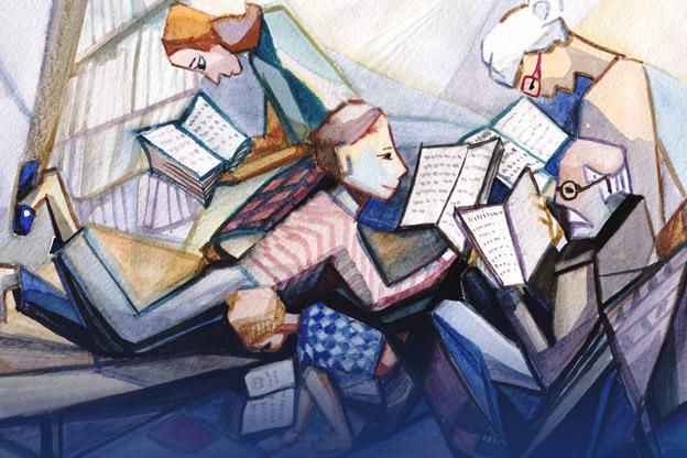Curso movimenta-se dentro da linguagem artística para debater questões importantes do Direito de Família.