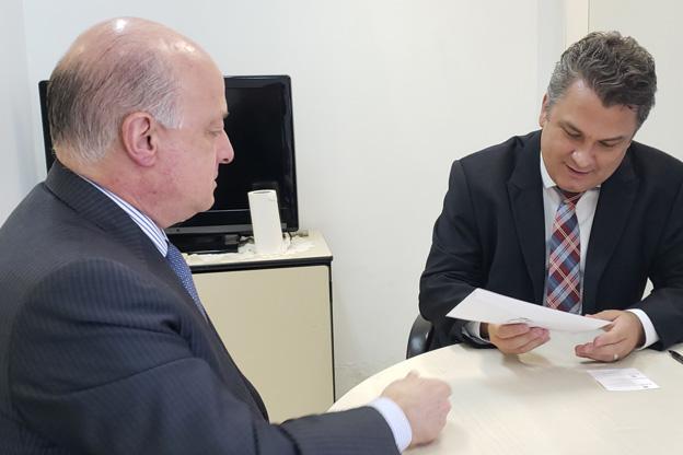 Autoridades de Sorocaba recebem convite para Simpósio da AASP