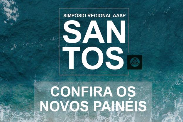 AASP volta à Baixada Santista para Simpósio Regional