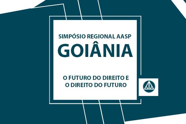 Simpósio em Goiânia discutiu os desafios do presente e o futuro da advocacia
