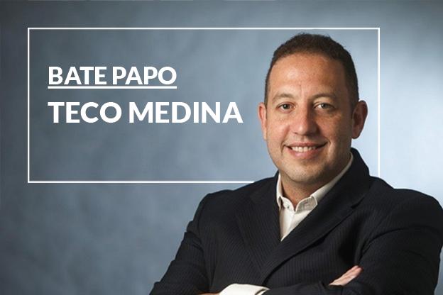 Bata um papo com Teco Medina, e saiba como ganhar dinheiro no atual cenário econômico.