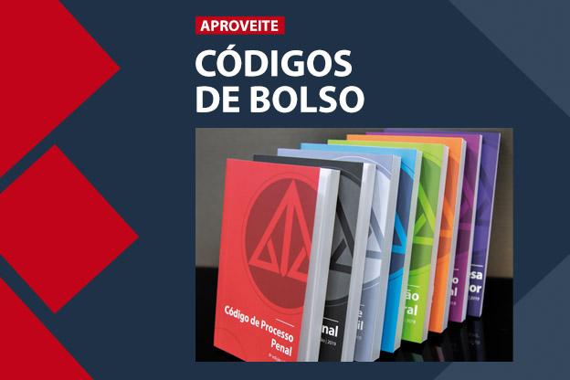 Promoção especial para Códigos de Bolso AASP