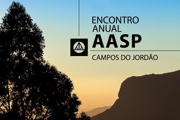 Venha participar do maior evento da AASP nos dias 29, 30 e 31 de agosto.