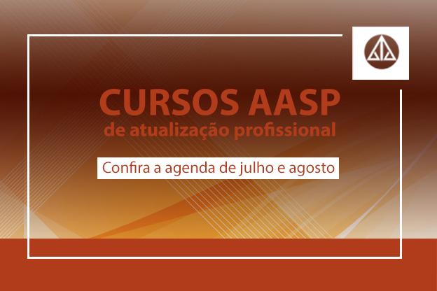 Programe-se para os próximos cursos AASP