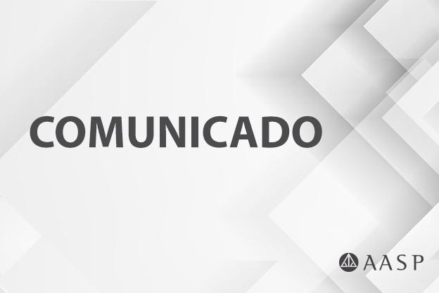 Comunicado - TJSP