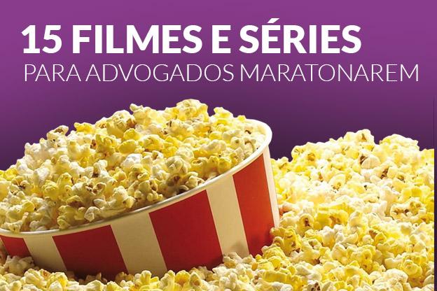 15 filmes e séries para advogados maratonarem