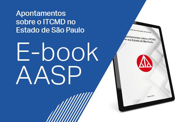 E-book AASP: Apontamentos sobre o ITCMD no Estado de São Paulo