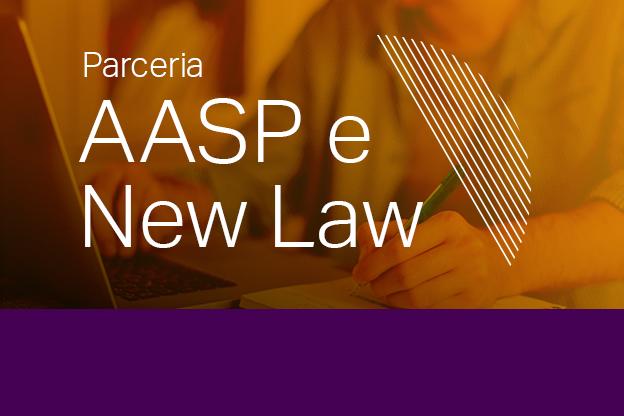 Parceria AASP e New Law
