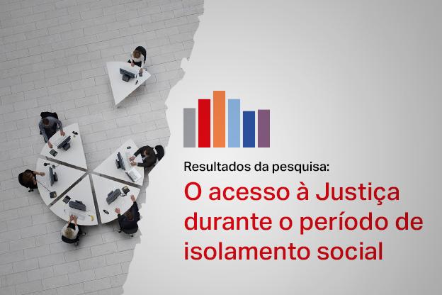 AASP e Fundação Arcadas divulgam pesquisa sobre prestação do serviço judiciário na pandemia