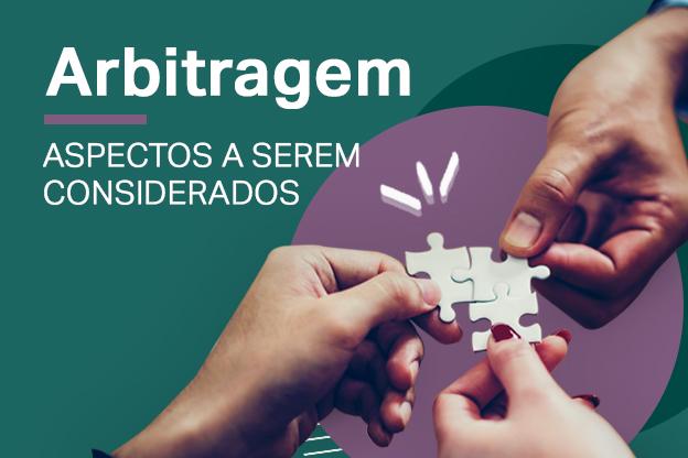 Arbitragem: aspectos a serem considerados