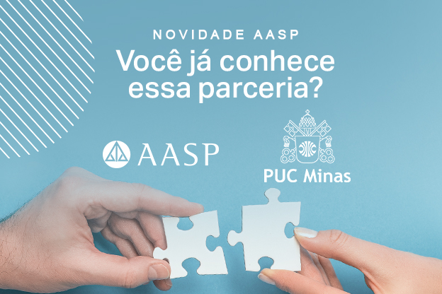 AASP firma parceria com PUC Minas