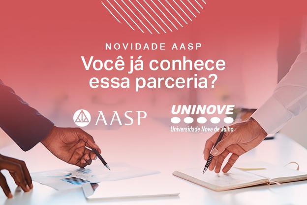 AASP e Uninove firmam parceria