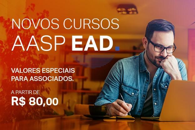 Novos Cursos EAD da AASP são destaque no mês da educação a distância