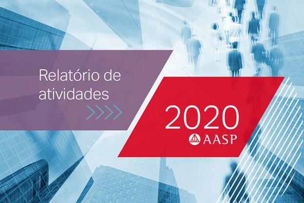O nosso relatório de atividades 2020 já está no ar! Trabalhamos e inovamos para facilitar o exercício da advocacia.