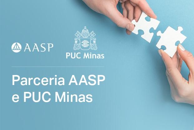 Parceria AASP e PUC Minas